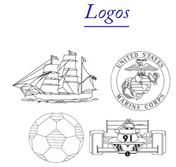click for logo examples